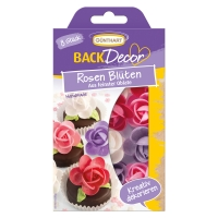 8 pcs Wafer roses