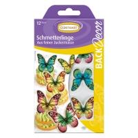 15 pcs Decor plaque butterflies