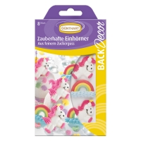 15 Sugar unicorns and rainbows