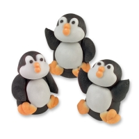 30 pcs Sugar penguins