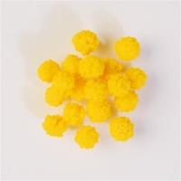 Yellow mimosa, in dispenser