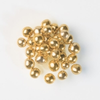 1 pcs Golden pearls, soft core