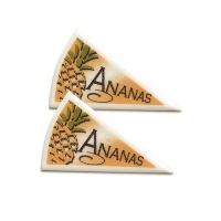 120 pcs Special Decorations  Ananas