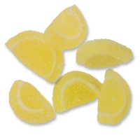 1 kg Jellied fruit slices  Lemon
