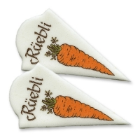120 pcs Carrot triangle
