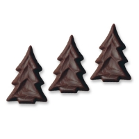 520 pcs Chocolate firs