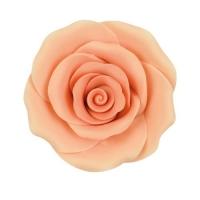 24 pcs Large roses, salmon