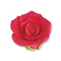 30 pcs Medium roses, red
