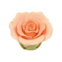30 pcs Medium roses, salmon