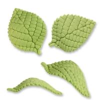100 pcs Leaves, large