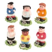 24 pcs Sugar footballers