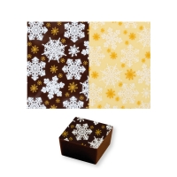 20 Pcs.Transfer sheet snow flake