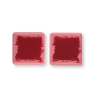 Squares small, ruby chocolate