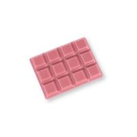 Chocolate bars, small, ruby chocolate
