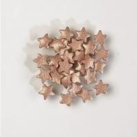 1,4 kg Sugar sprinkles, stars, shimmering bronze
