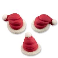 72 pcs Sugar Santa hat