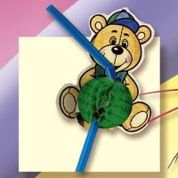 Bear straws