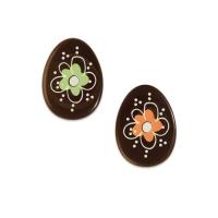 70 pcs Easter eggs, dark chocolate, assorted