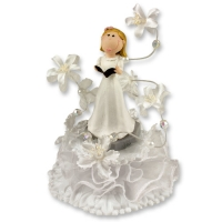 1 pcs Communion-Girl