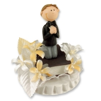 2 pcs Kneeling Communion-Boy