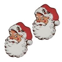 96 pcs Santa, dark chocolate