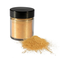 1 pcs Powder gold