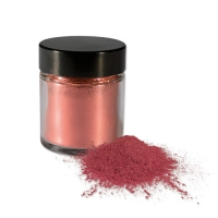 1 pcs Powder ruby