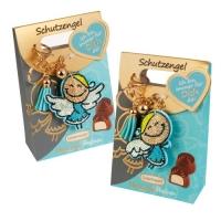 12 pcs Keychain  guardian angel  gift box