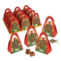 12 pcs Praline bag Christmas