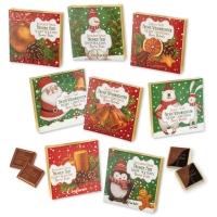 16 pcs Napolitain gift box  Christmas