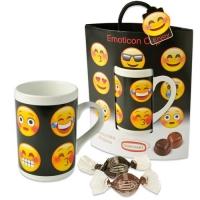 12 pcs Emoticon cup