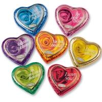 Large Chocolate-Hearts