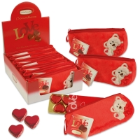 8 pcs Plush writing-case Love