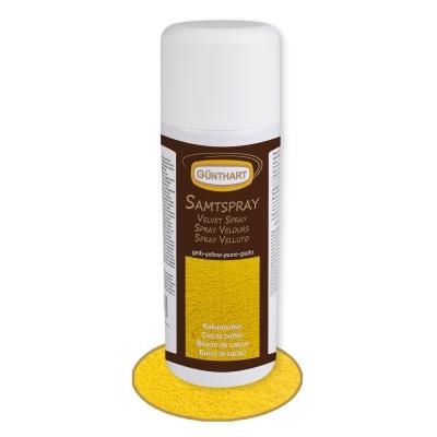 1 pcs Velvet Spray, yellow