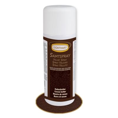 1 pcs Velvet Spray   Dark Chocolate