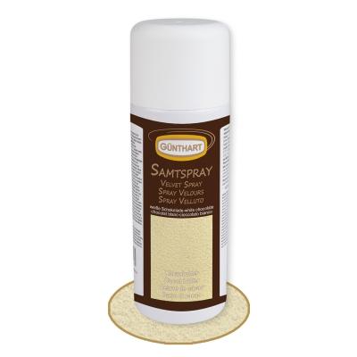 1 pcs Velvet Spray   White Chocolate