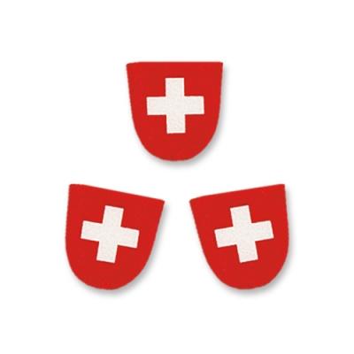 100 pcs Coat of Arms  Switzerland